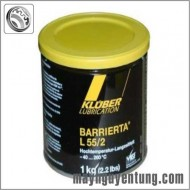 Kluber BARRIERTA L 55/2  Greases for rolling and plain bearings
