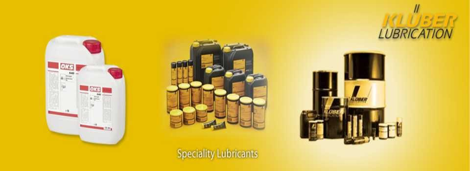 Lubricating greases Sider